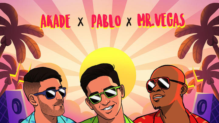 Akade & Pablo & Mr. Vegas - Wobble Ma Head [6/21/2019]