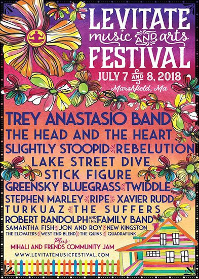 Levitate Music And Arts Festival 2018