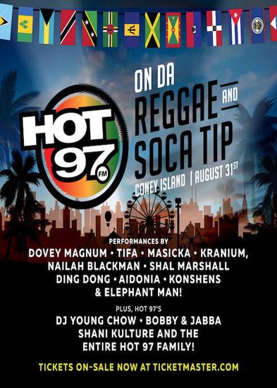On Da Reggae & Soca Tip 2018