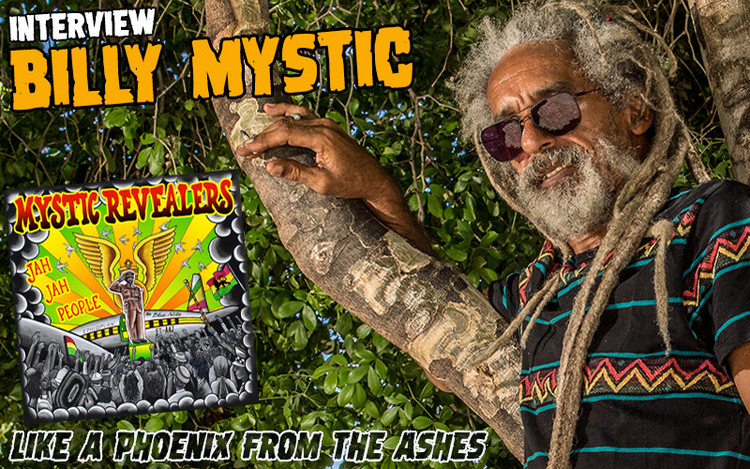 Interview with Billy Mystic - Return of the Mystic Revealers