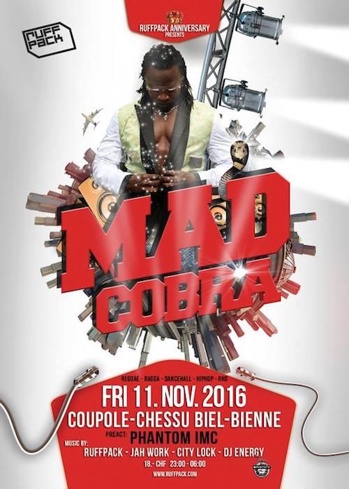Mad Cobra* Cobra - Anything