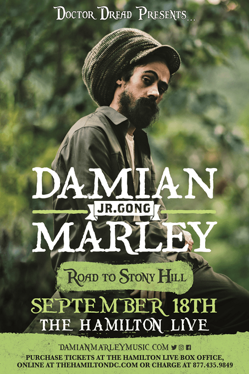 damian marley tour dates