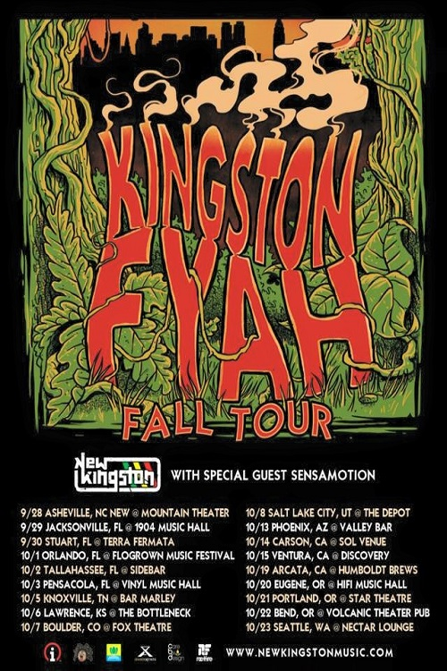 New Kingston 10/21/2016