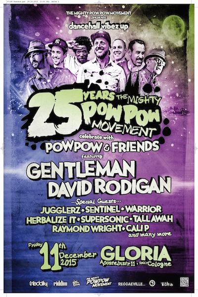 25 Years Pow Pow Movement