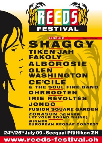 Reeds Festival 2009