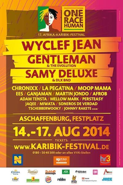 Afrika Karibik Festival 2014