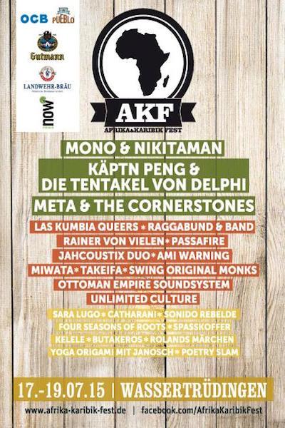 Afrika Karibik Fest 2015