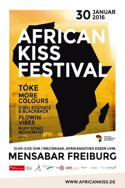 African Kiss Festival 2016