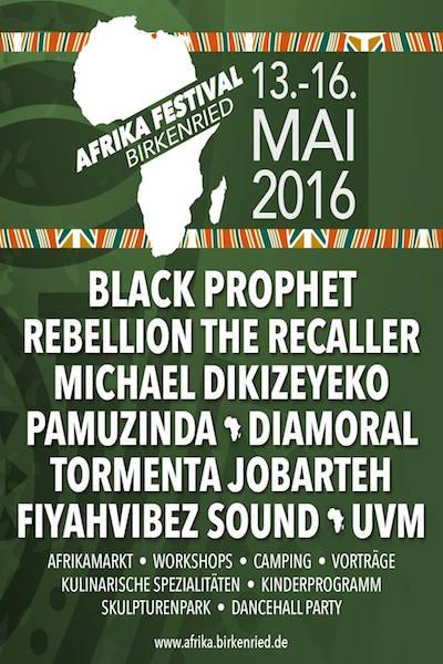 Afrika Festival Birkenried 2016