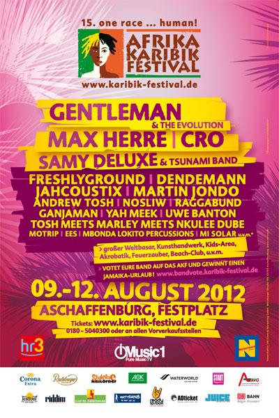 Afrika Karibik Festival 2012