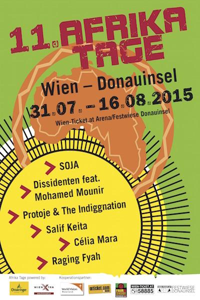 Afrika Tage 2015 - Wien