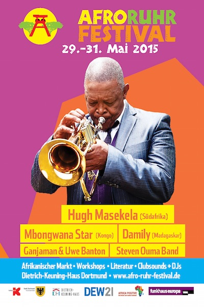 Afro Ruhr Festival 2015