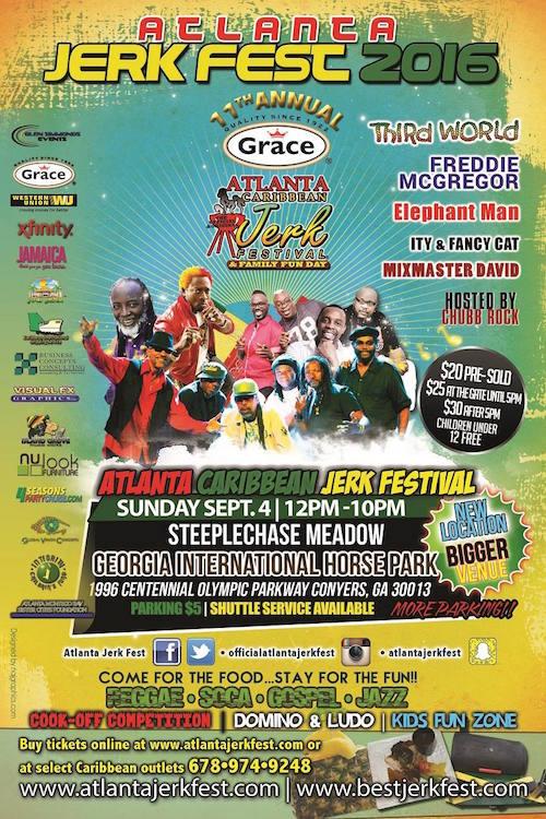Atlanta Jerk Fest 2016