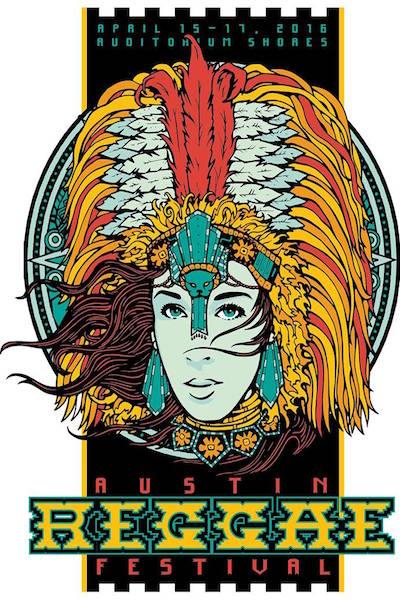 Austin Reggae Festival 2016