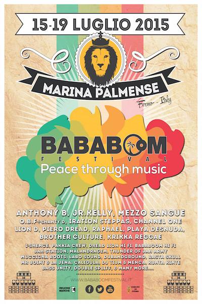 Bababoom Festival 2015