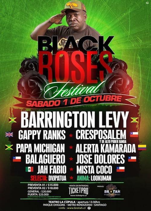 Black Roses Festival 2016