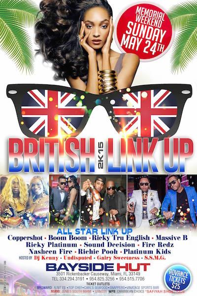 British Link Up 2015