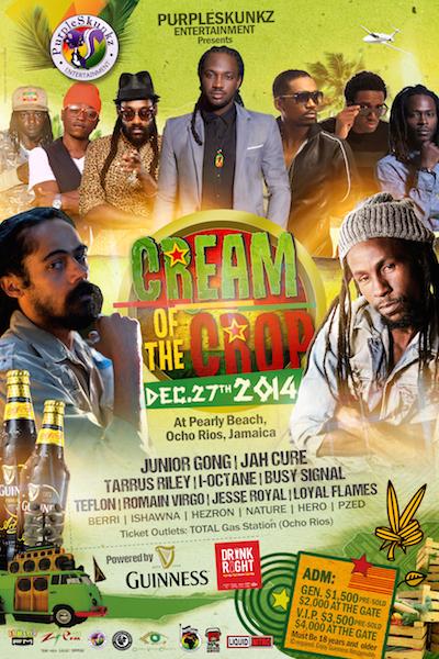 Cream Of The Crop 2014