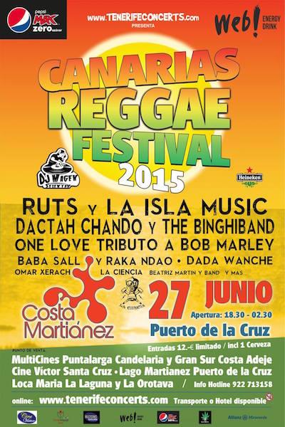 Canaris Reggae Festival 2015
