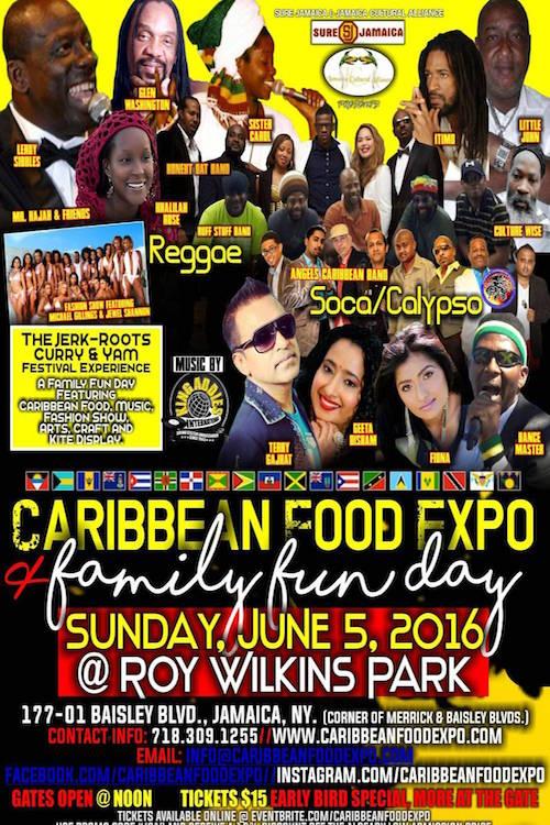 Caribbean Food Expo 2016
