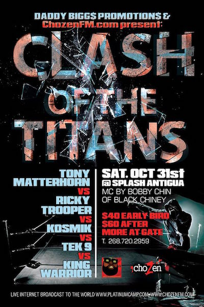 Clash Of The Titans 2015