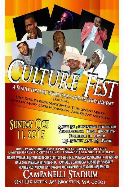 Culture Fest 2015