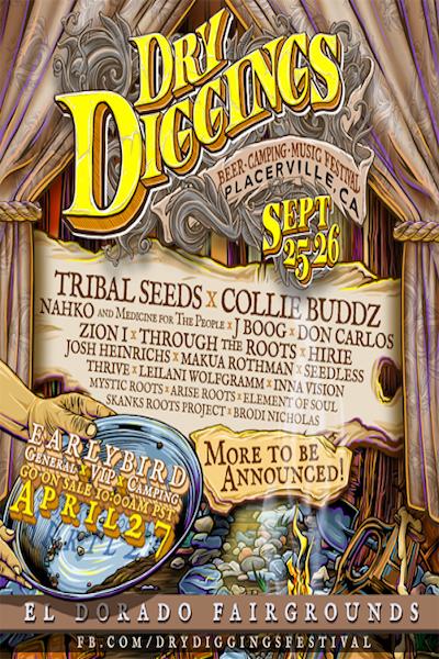 Dry Diggings Festival 2015