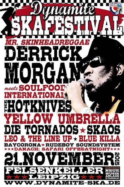 Dynamite Ska Festival 2015