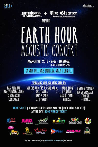 Earth Hour Acoustic Concert 2015