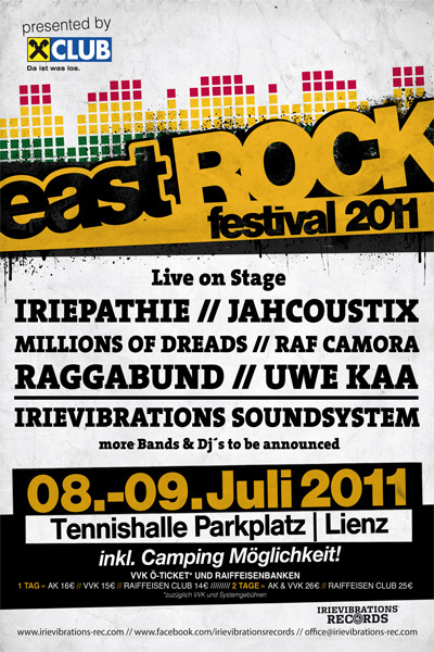 Eastrock 2011