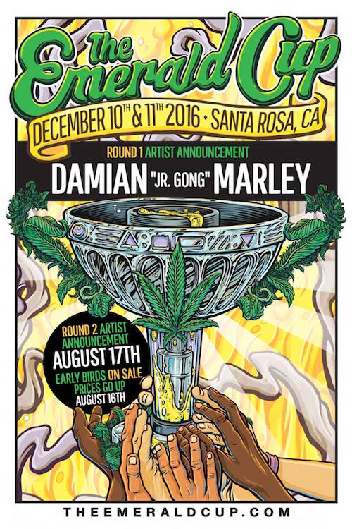 The Emerald Cup 2016