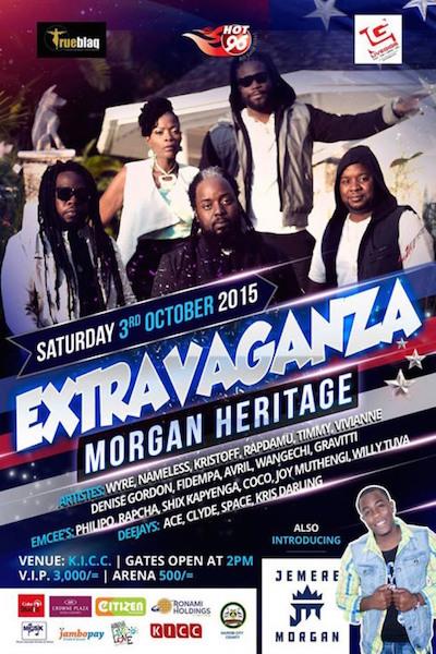 Extravaganza 2015