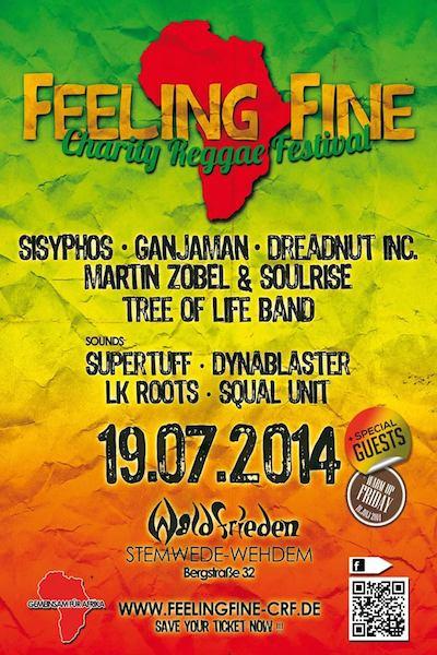Feeling Fine Festival 2014