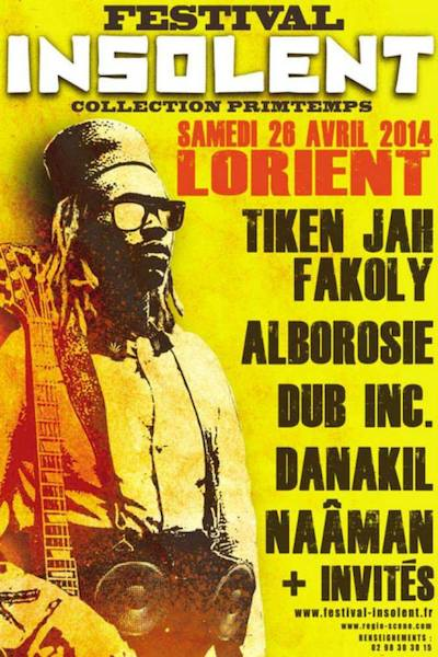 Festival Insolent 2014
