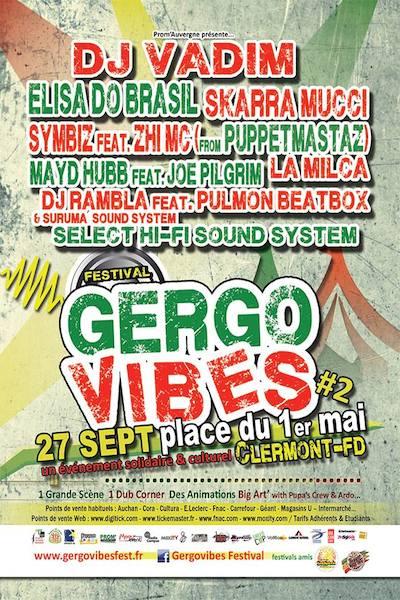 Gergo Vibes Festival 2014