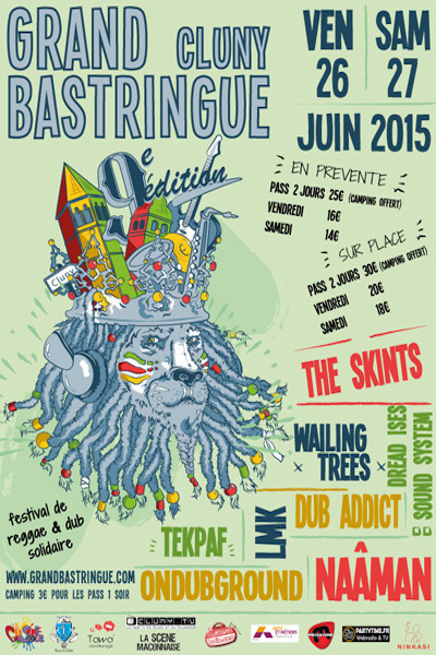 Grand Bastringue 2015