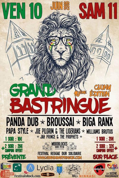 Grand Bastringue 2016