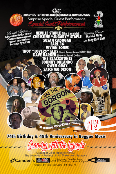 Grooving With The Legends 2015