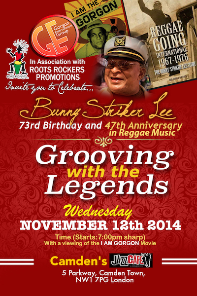 Grooving With The Legends 2014