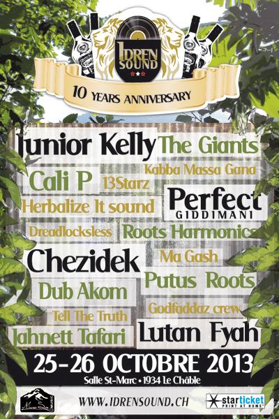 Idren Sound - 10 Years Anniversary
