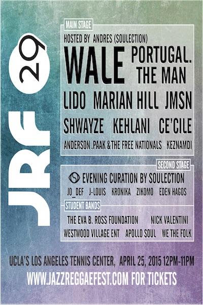 Jazz Reggae Festival 2015