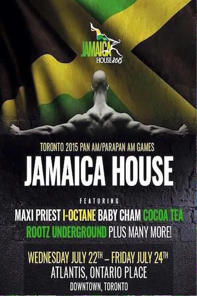 Jamaica House 2015