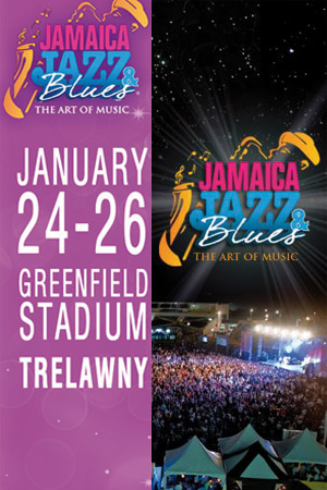 Jamaica Jazz & Blues 2013