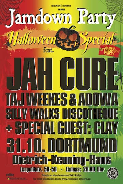 Jamdown Party - Halloween Special 2014