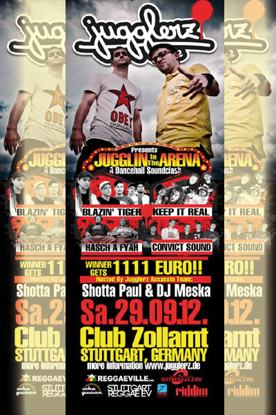 Juggling Arena 2012