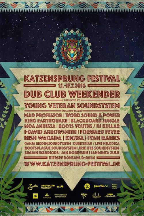 Katzensprung Festival 2016