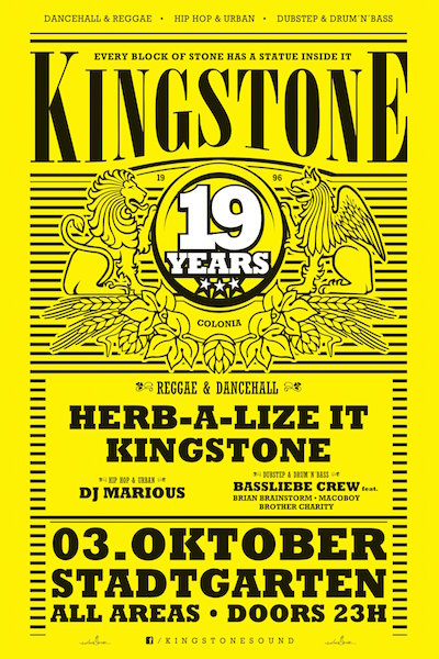Kingstone Anniversary Celebration 2015