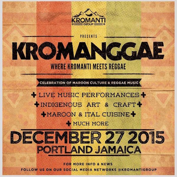 Kromanggae 2015