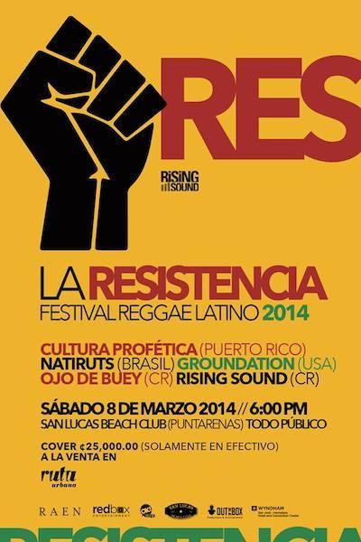 La Resistencia Festival 2014