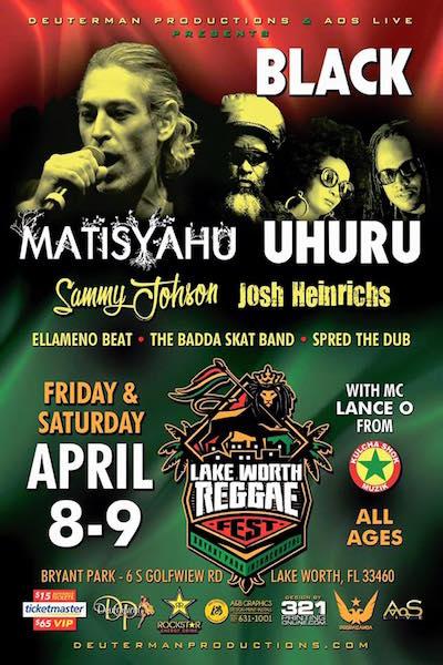 Lake Worth Reggae Fest